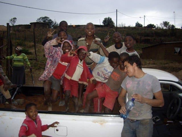 volunteer work kaapstad