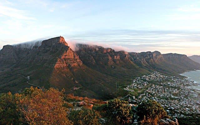 Lions Head Kaapstad