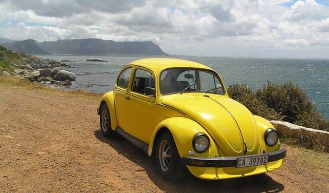 beetle huren kaapstad